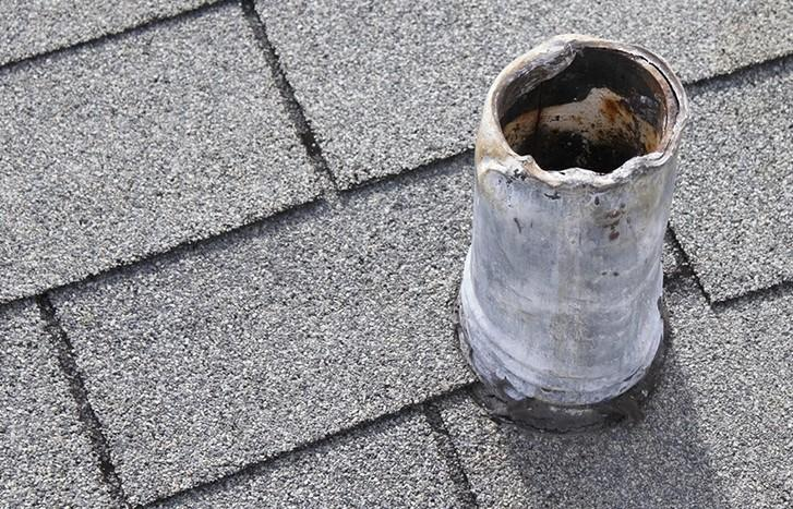 roof vent booting