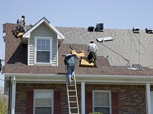 Roofing in Wildwood, KY